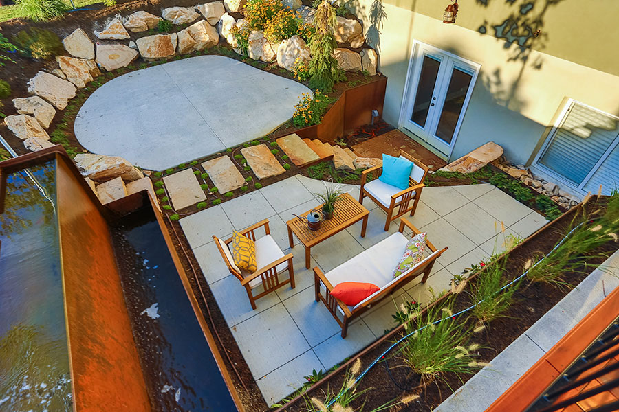 rusted-steel-landscaping