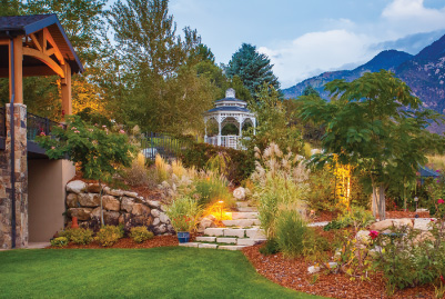 traditional landscaping - Expert Landscaping Services Salt Lake City Utah Greenside Landscaping